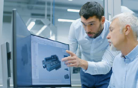 Investigação e Desenvolvimento I&D | ESI: Engenharia, soluções e inovação