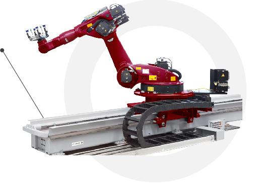 Robot de Quinagem - Robótica | ESI - Engenharia, soluções e inovação