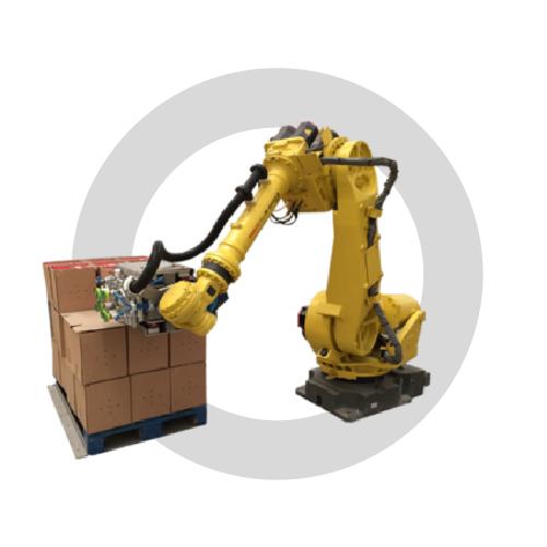 Robot Final de Linha| ESI - Engenharia, soluções e inovação