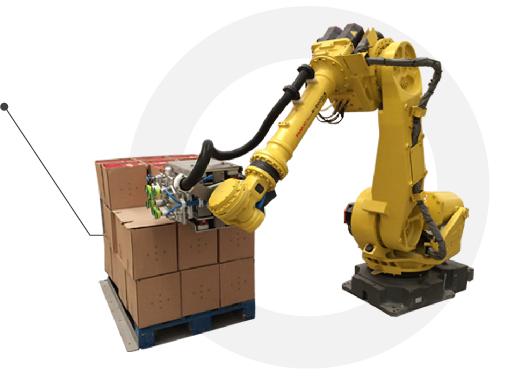 Robot Para finais de Linha - Robótica | ESI - Engenharia, soluções e inovação