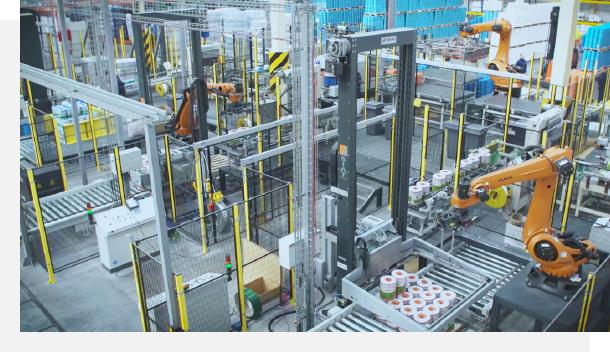 Serviços de Linhas de Produção | ESI - Engenharia, soluções e inovação