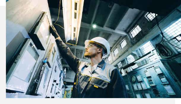 Serviços de Manutenção | ESI - Engenharia, soluções e inovação