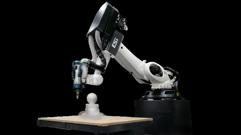 Robot CNC - Robótica | ESI - Engenharia, soluções e inovação