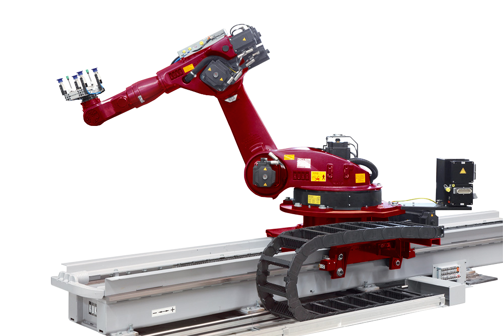 Robot Quinagem - Robótica | ESI - Engenharia, soluções e inovação