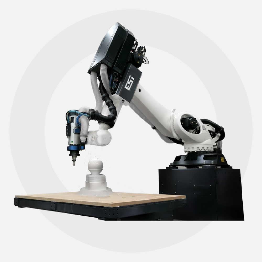 Robot CNC | ESI - Engenharia, soluções e inovação