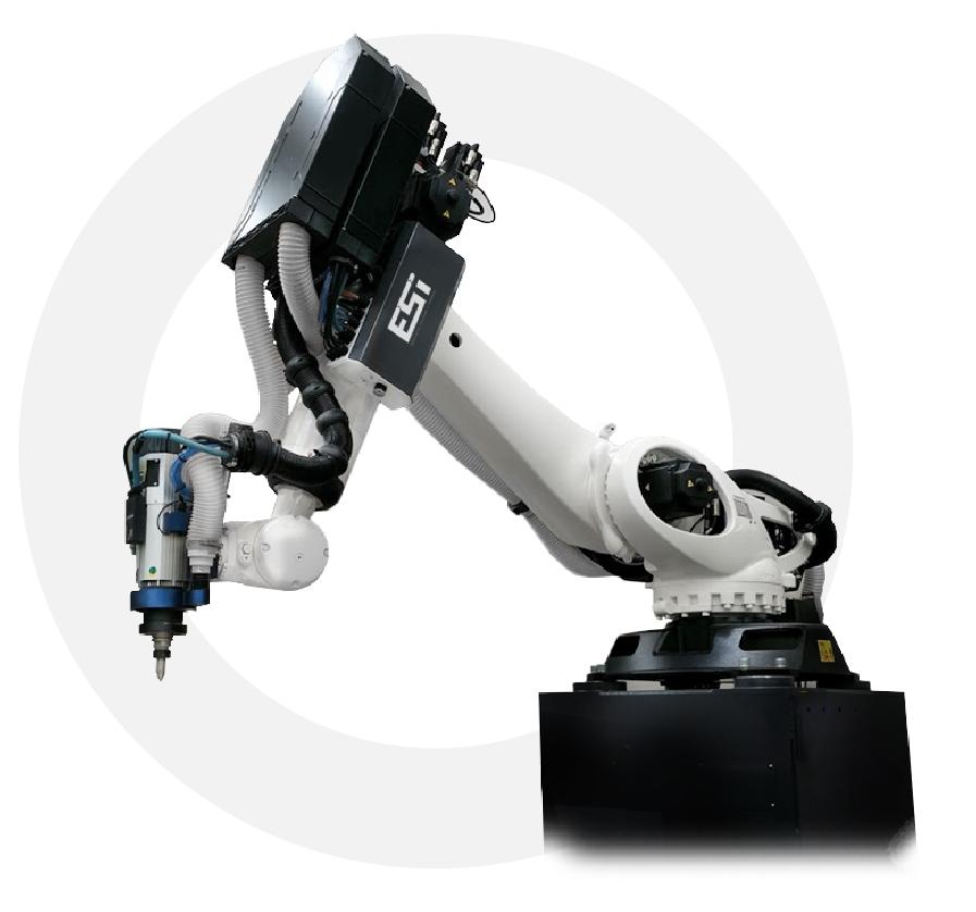 Robot CNC - Robótica   ESI - Engenharia, soluções e inovação
