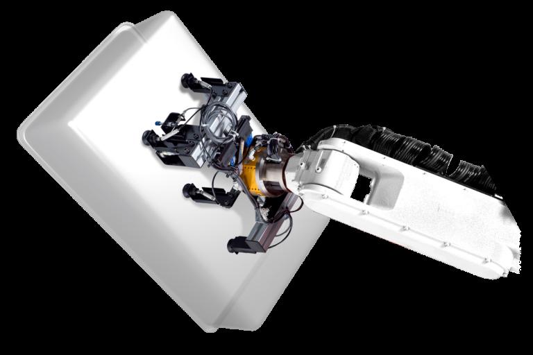 Robot Injeção de Plástico - Robótica | ESI - Engenharia, soluções e inovação