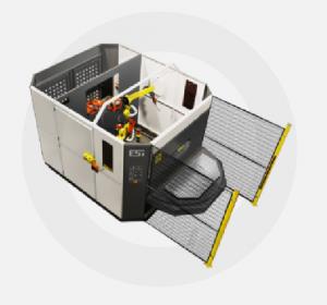 Robot Soldadura | ESI - Engenharia, soluções e inovação