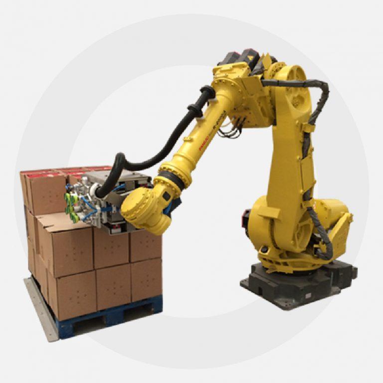 Robot Finais de Linha | ESI - Engenharia, soluções e inovação