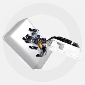 Robot de Injeção de Plástico | ESI - Engenharia, soluções e inovação