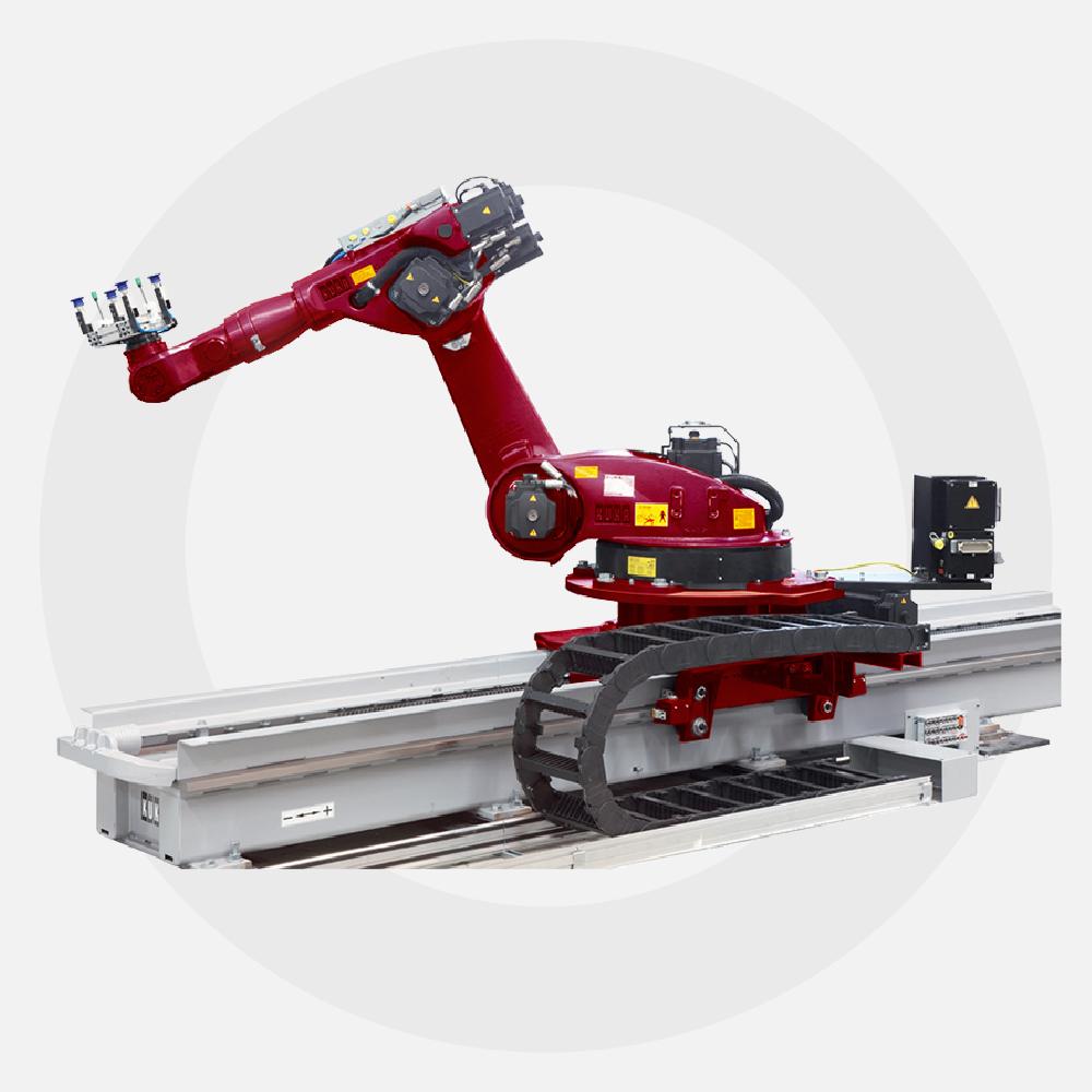 Robot de Quinagem   ESI - Engenharia, soluções e inovação