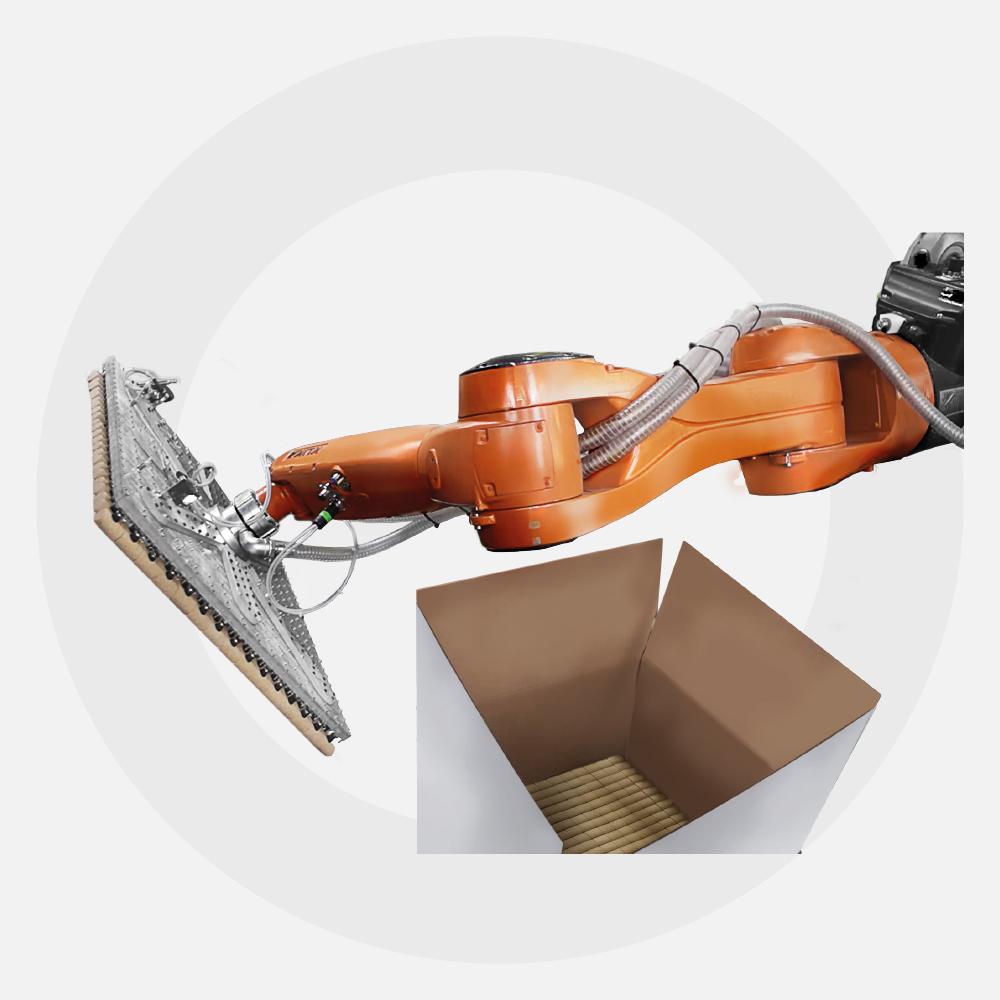 Robot p/ Rolhas de Cortiça   ESI - Engenharia, soluções e inovação