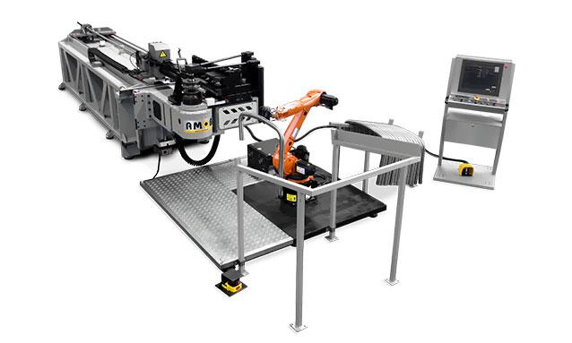 Robot de Dobrar Tubos | ESI - Engenharia, soluções e inovação