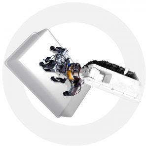 Robô Injeção de Plástico